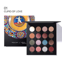 Perfect Diary × British Museum - Fantasias Eye Shadow Palette