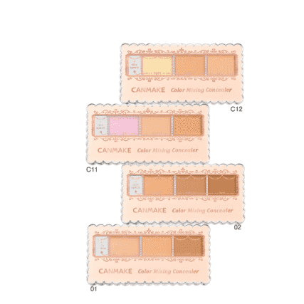 Canmake - Color Mixing Concealer