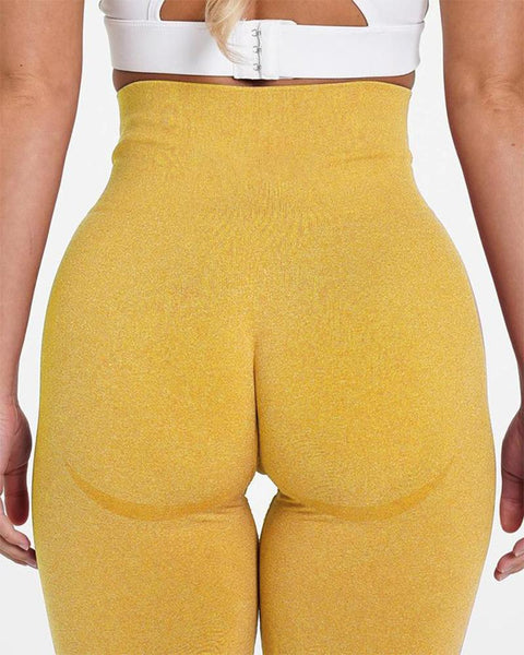 Beauty Contour Seamless Sports Shorts gallery 1