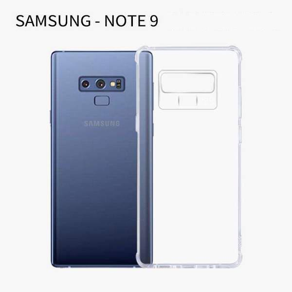 Anti-Fall Transparent Phone Case for Samsung gallery 2