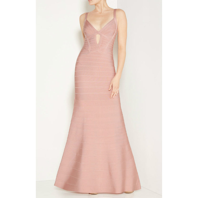 Light Pink Classic Bandage Gown