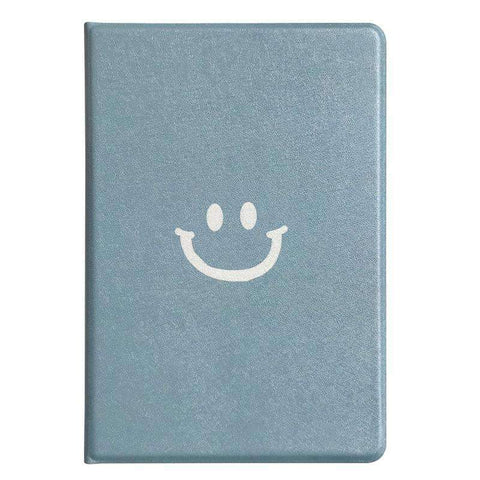 Contracted Smiling Face Printed Apple iPad Cover Case gallery 4