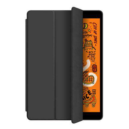 Pure Color Magnetic Flip Apple iPad Cover Case gallery 3