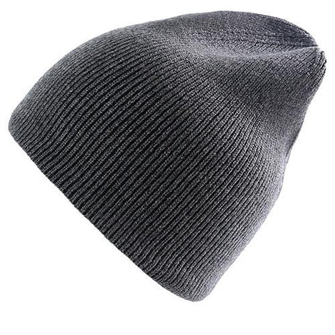 10 Colors Solid Rib Knit Beanie gallery 12