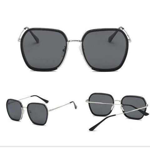 Classic Design Polarized With Wire Side Sunglasses gallery 1