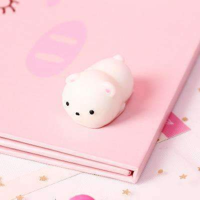 15Pcs Cute Soft Stress Relief Animals Squishy Toys gallery 9