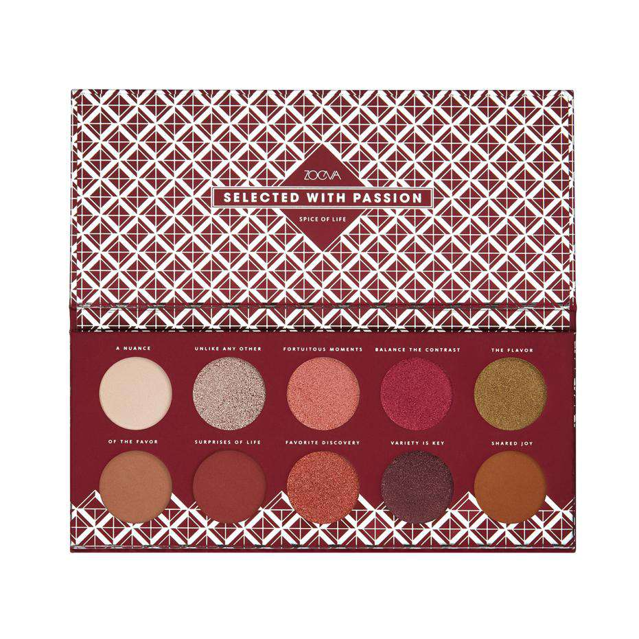 ZOEVA - Spice of Life Shadow Palette