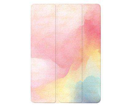 Colorful Cloud Painted Apple iPad Cover Case gallery 2