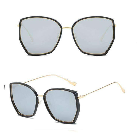 Classic Ombre Lens Polarized Sunglasses gallery 3