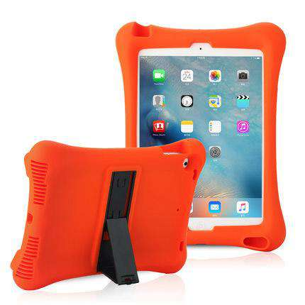 Soft Silicon iPad Cover Case with Holder gallery 5