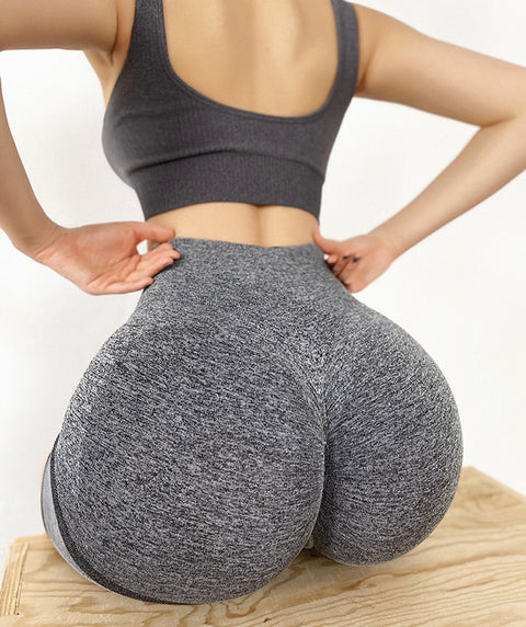 Beauty Contour Butt Lifting Fitness Sports Shorts gallery 16