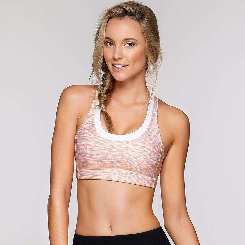 Shockproof Breathable Sports Bra