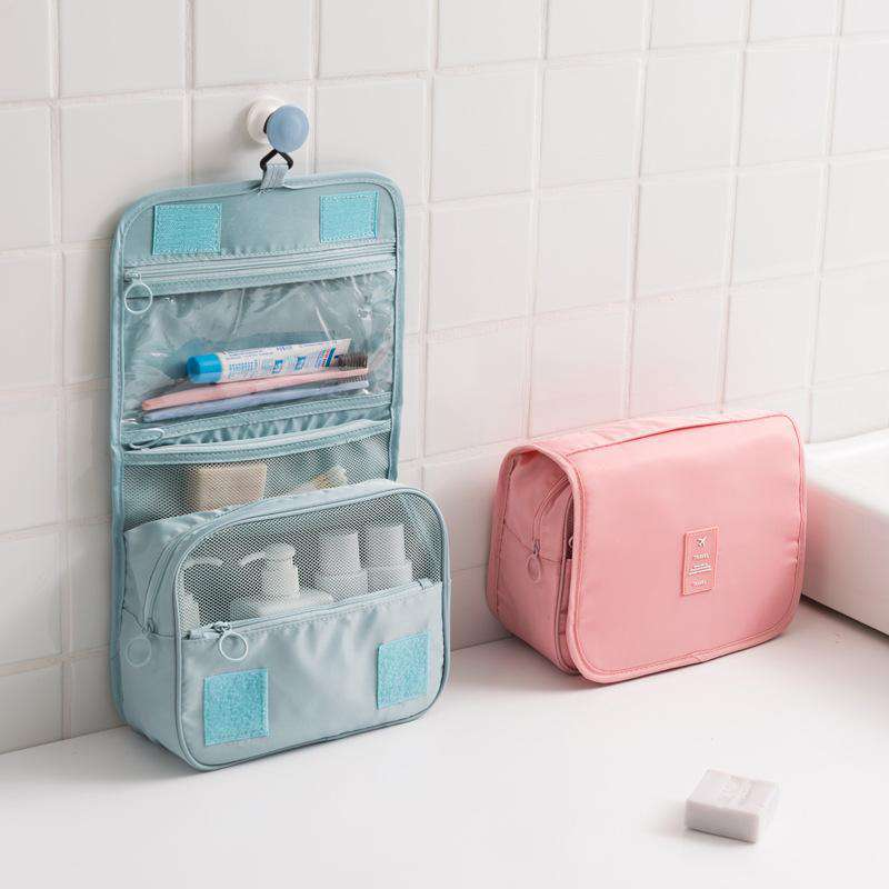 Portable Wash Tavel Bag with Hook