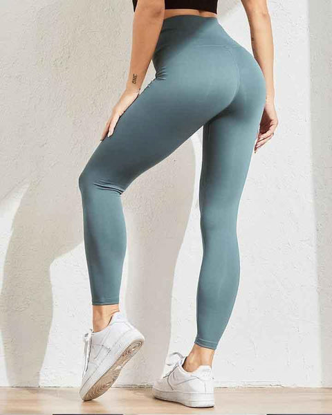 Body Shaping Waist Cincher Sports Leggings gallery 23