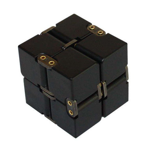 Pure Colored Decompression Fidget Infinity Cube gallery 7
