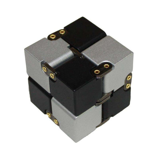 Pure Colored Decompression Fidget Infinity Cube gallery 8