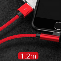 iPhone Elbow Design Charging Cable( Not easy to break)