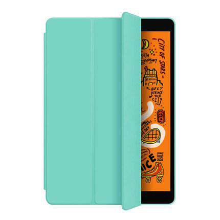 Pure Color Magnetic Flip Apple iPad Cover Case gallery 4