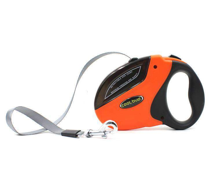 Anti Slip Automatic Retractable Dog Leash Pet Tractor