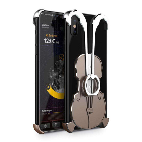 Violin iPhone Case with Ring