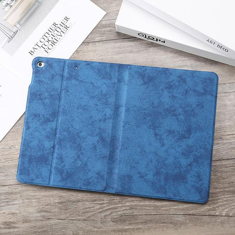 Pure Color Foldable Lightweight iPad Cover Case gallery 7