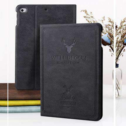 Contracted Antler Designed Apple iPad Cover Case gallery 2