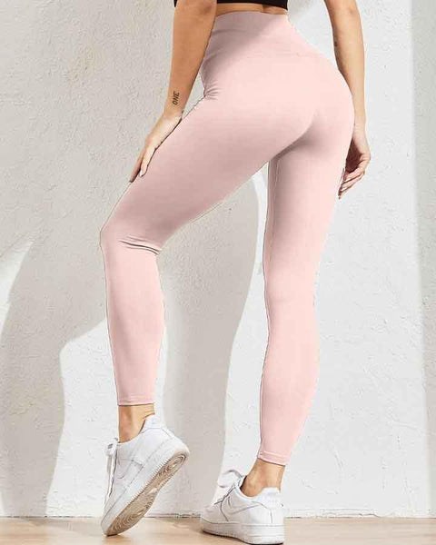 Body Shaping Waist Cincher Sports Leggings gallery 27