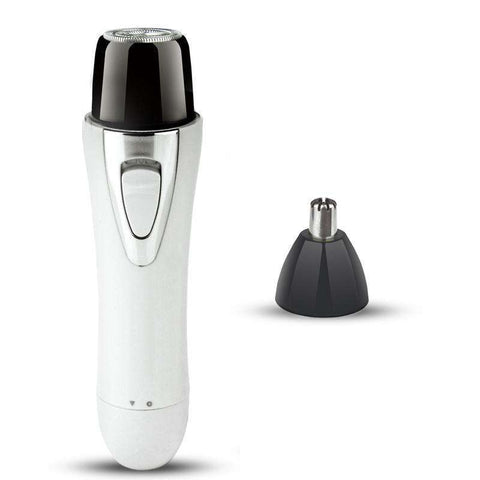 Mini Portable Waterproof USB Rechargeable Hair Remover Nose Hair Trimmer gallery 2