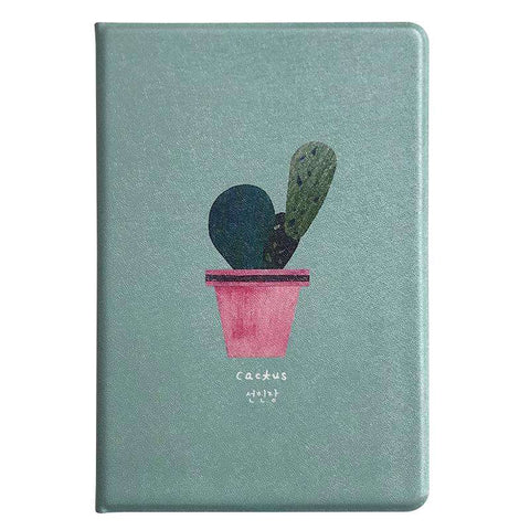 Literary Cactus Painted Apple iPad Cover Case gallery 5