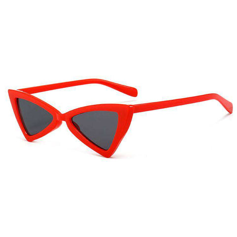 Vintage Butterfly TriangleShape Simple Sunglasses gallery 5