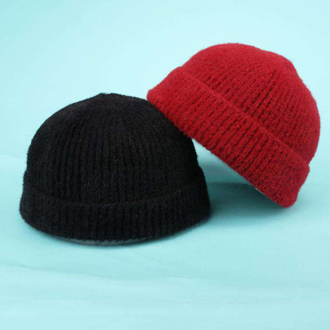 Winter Carm Woolen Knitted Hat for Men and Women gallery 8