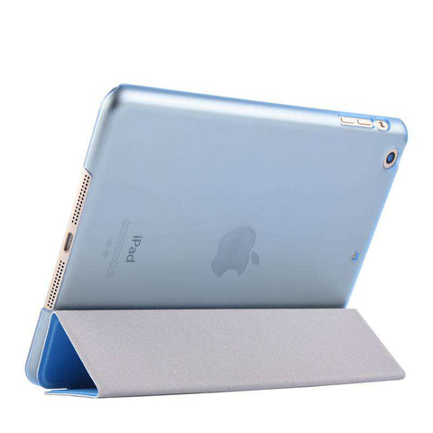Magnetic Flip Solid Color Apple iPad Cover Case gallery 7