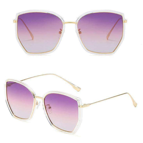 Classic Ombre Lens Polarized Sunglasses gallery 8