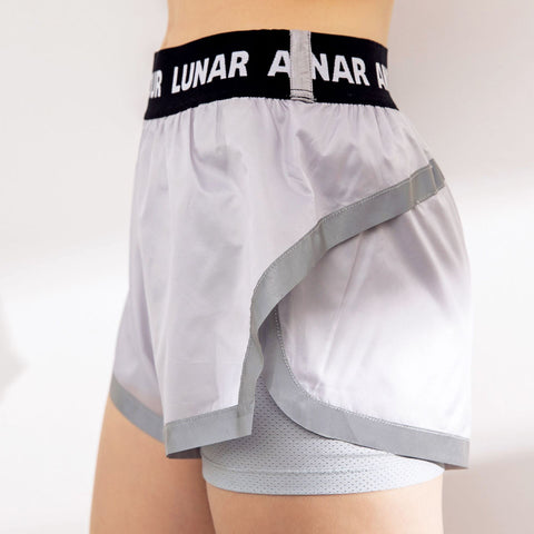 Letter Detail Anti-Peeping Sports Shorts gallery 1
