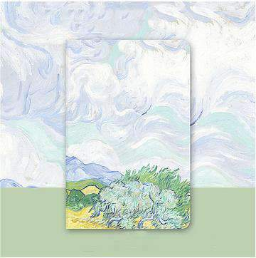 Artistic Wheatland Painting Apple iPad Cover Case gallery 1