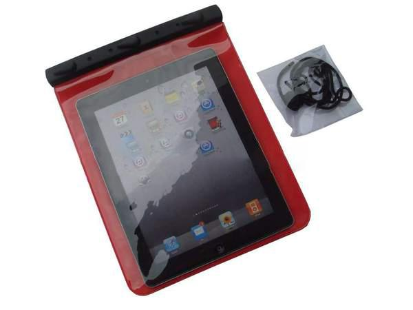 Clip Waterproof Case Dry Bag for Smartphone and iPad