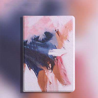 Creative Graffiti Painted Apple iPad Cover Case