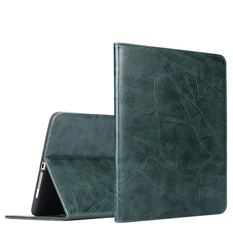 Faux Leather Foldable iPad Cover Case gallery 5
