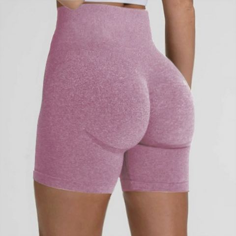 Flaming Deal - Beauty Contour Wide Waistband Sports Shorts gallery 4