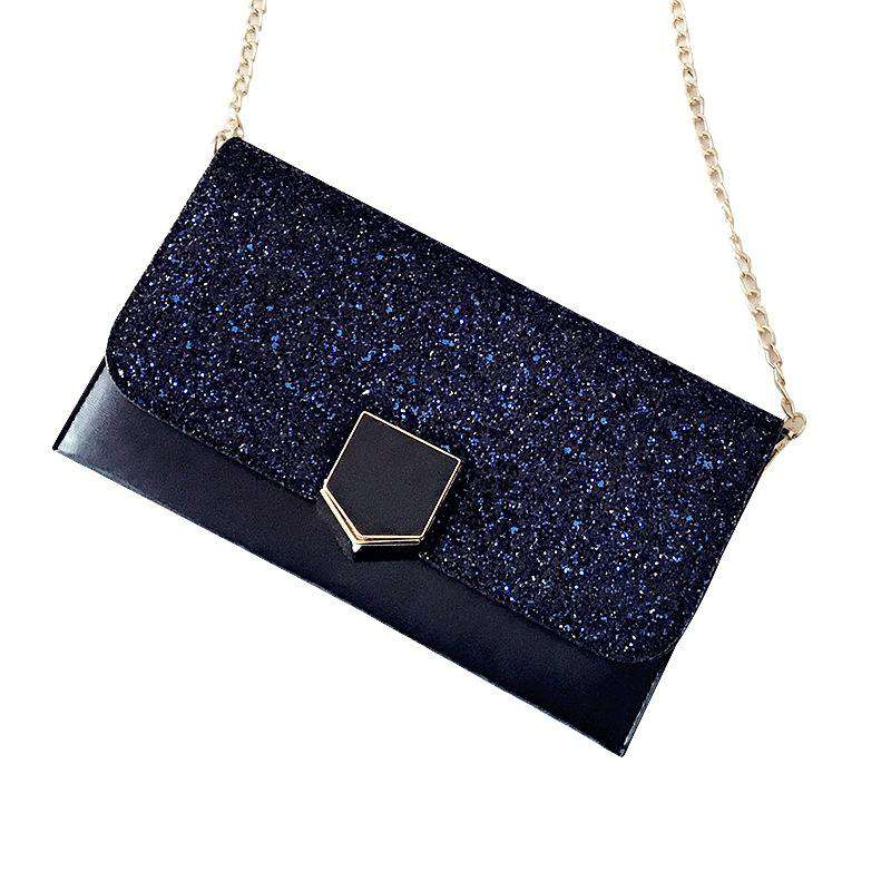 Sparkling Glitter Evening Clutch Bags