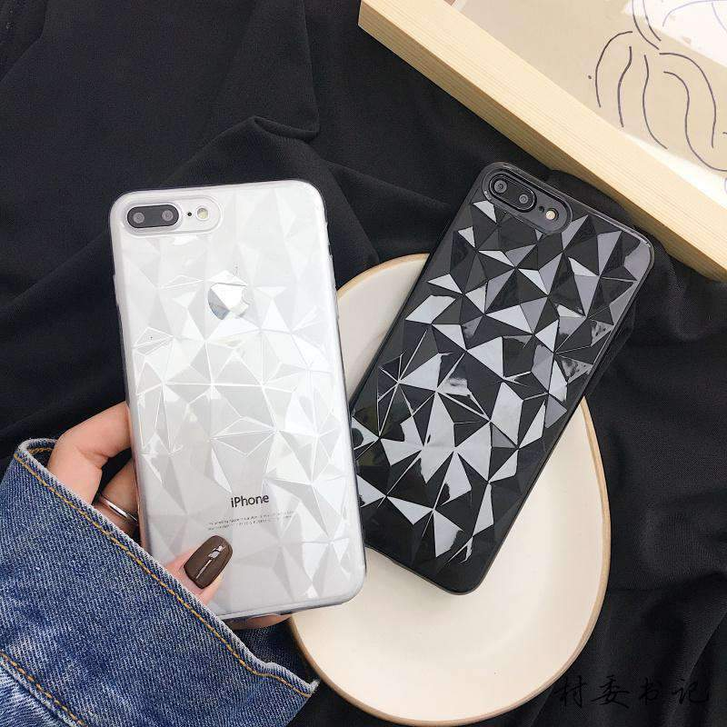 Geometric 3D Design iPhone Case