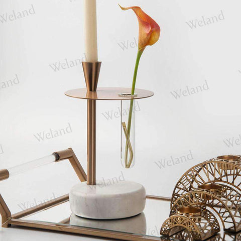Multi-purpose Candle And Flower Holder gallery 2