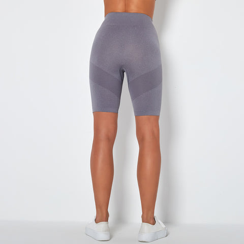 Contrast Panel Wide Waistband Sports Shorts gallery 20