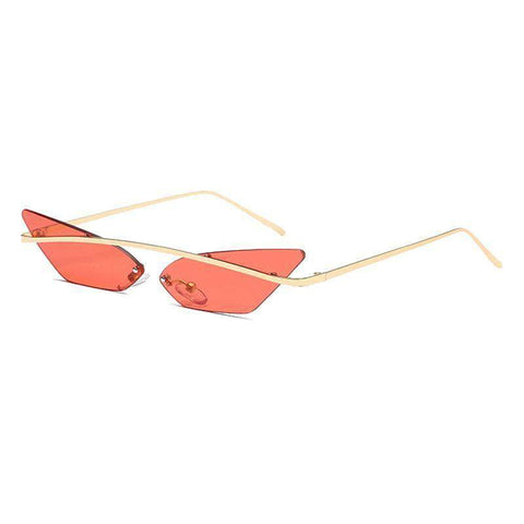 Butterfly Shape Lens Fashion Design Sunglasses gallery 13