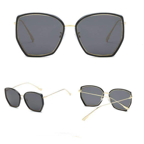 Classic Ombre Lens Polarized Sunglasses gallery 2