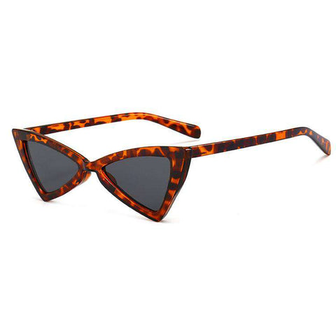 Vintage Butterfly TriangleShape Simple Sunglasses gallery 3