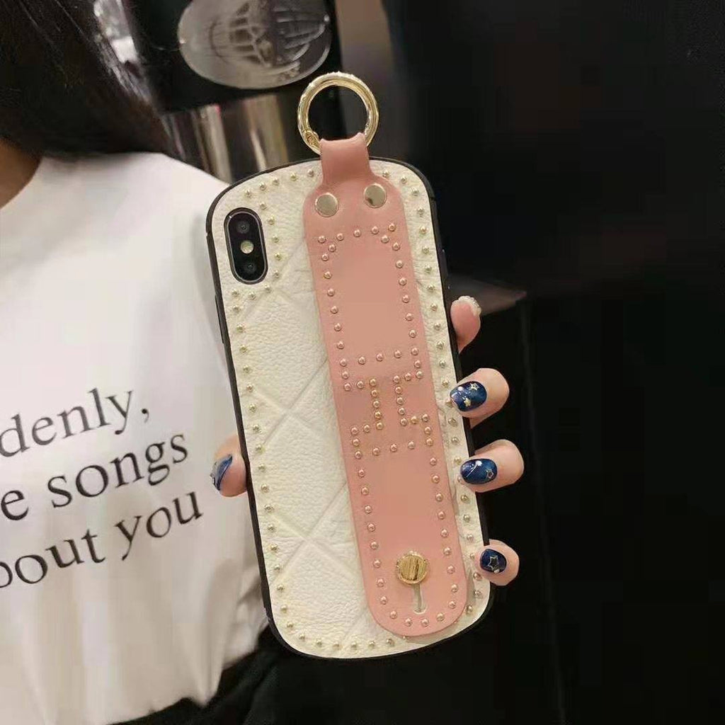 Small Waist Phone Case with Wrist Strap for All iPhone