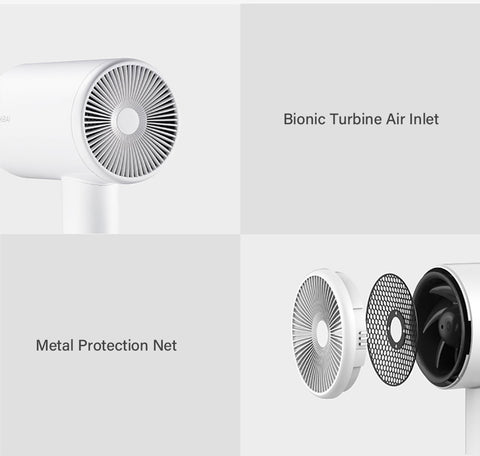 Household High-power Portable Negative Ion Hair Dryer gallery 11