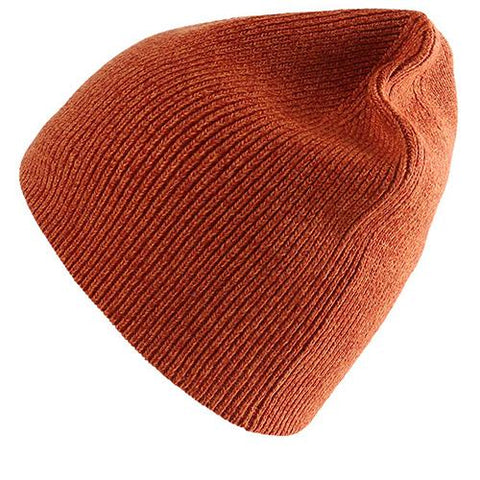 10 Colors Solid Rib Knit Beanie gallery 4