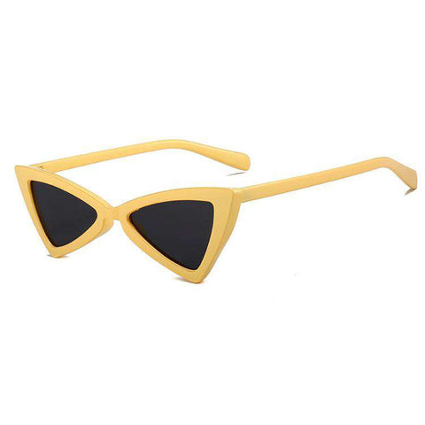 Vintage Butterfly TriangleShape Simple Sunglasses gallery 7